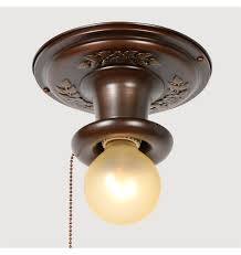 ceiling light fixtures with pull chain design house 519264 1 oil
