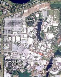 Universal Studios Hollywood Map Universal Studios Hollywood Backlot Map