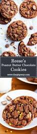 reese u0027s peanut butter chocolate cookies the pkp way