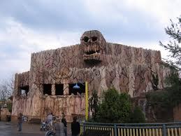 Six Flags Height Skull Mountain Ride Review U2013 Coaster Hub