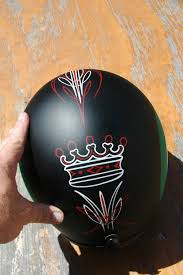 custom motocross helmet painting custom painted helmets by bad paint