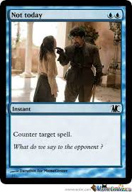 Magic Card Meme - memecenter the gathering card 1 by daruthin meme center