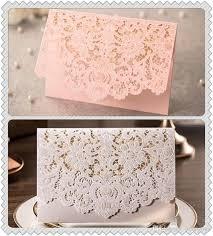 Wholesale Wedding Invitations Wholesale Red And White Wedding Invitation Card Folding Korean