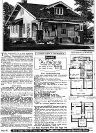2 craftsman house plans sears homes 1908 to 1940 i the look of these homes bad