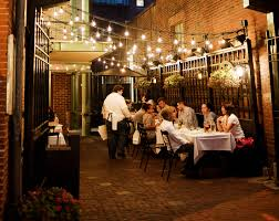 Patio Cafe Lights by Russell House