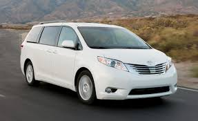 2011 Toyota Sienna Interior 2011 Toyota Sienna Second Drive Reviews Car And Driver