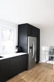 are ikea kitchen cabinets worth it ikea kungsbacka kasten in 2021 black kitchen cabinets