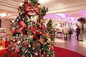New York Christmas Tree Decorations Uk by The Best Christmas Shops In London Christmas Shopping In London