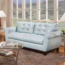 light blue leather sofa sofas