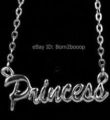 ebay name necklace images Personalised name necklace princess got more names ebay jpg