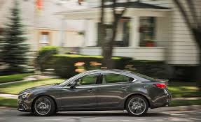 mazda 6 review 2017 mazda 6 in depth model review car and driver