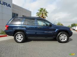 midnight blue pearl 2004 jeep grand cherokee laredo exterior photo