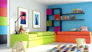deco chambre mixte chambre enfant mixte chambre enfant couleur chambre large couleur