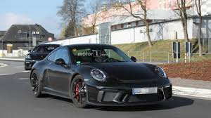 porsche 911 carrera gts spoiler spy pics reveal porsche 911 r successor page 1 911 carrera gt