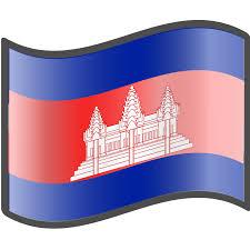 Cambodia Flag File Nuvola Cambodia Flag Svg Wikimedia Commons