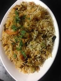 biryani cuisine hyderabadi veg biryani recipe dum method indian kitchen