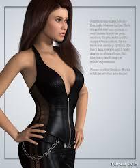 Curvacious Mrl Natalia For Victoria 4 2 3d Figure Assets Mihrelle