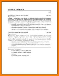 nursing resume sle 6 icu resume sle words list rn sle resume of