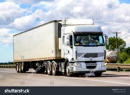 renault truck premium biobio chile november 23 2015 semitrailer stock photo 345581396