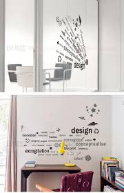 vinyl wall decal multi element motivation inspired lettering words office vinyl wall decal multi element motivation inspired lettering words large wall sticker office meeting room bedroom decor