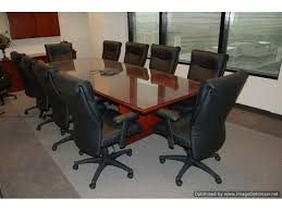 Boat Shaped Boardroom Table Facility Services Conference Room Office Furniture
