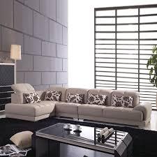 canapé d angle gris clair canapé d angle gris clair en cuir pu salon meubles maison le