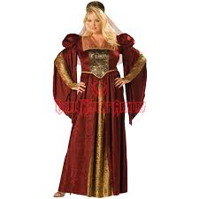 plus size womens costumes renaissance maiden women s costume plus sizes in 15003 from