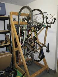in house bike rack 30 creative bicycle storage ideas 20
