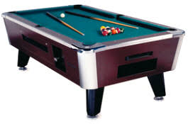 coin operated pool tables for sale commercial bar style pool