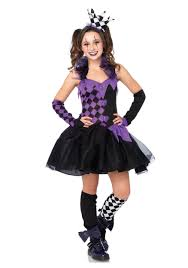 jester halloween costumes darling jester teen costume halloween costumes