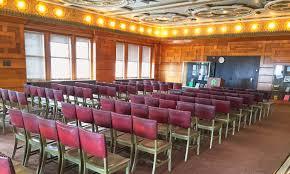 Map Room Chicago Auditorium Building