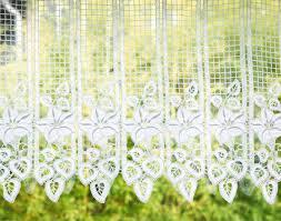 brises bises de cuisine fantaisie brise bise macramé motif fleurs becquet