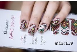 asian 3d press on fake nail art supplies buy press on nails