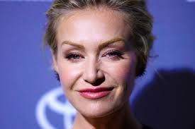 portias hair line portia de rossi 2015 pictures photos images zimbio