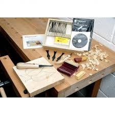 Wood Carving Tools Starter Kit by Flexcut Sk108 20 Piece Starter Carving Set Carving Tool Sets