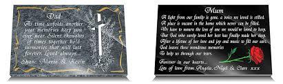 memorial poems for memorial verses gravestones