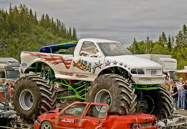 monster truck madness 20 scariest trucks
