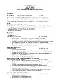 Linux System Engineer Resume Resume Salesforce Administrator
