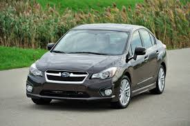 grey subaru first drive 2012 subaru impreza autonorth auto industry news