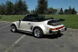 1983 porsche 911 sc convertible 1983 porsche 911 sc cabriolet slant nose for 28 500 in san jose