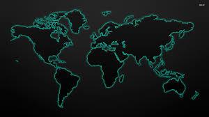 Best World Map World Map Desktop Wallpaper Group 0