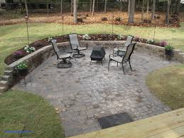 Backyard Paver Patios Backyard Pavers Ideas Inspirational Garden Ideas Patio With Pavers