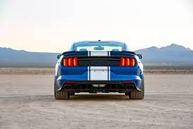 year shelby mustang 2017 shelby snake celebrates model s 50th anniversary