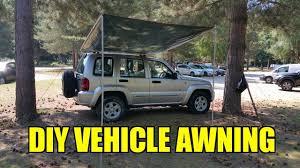 Diy Roof Rack Awning Overland Vehicle Diy 4x4 Awning Youtube
