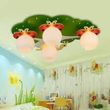 Original Apple Children Bedroom Study Room Cartoon Ceiling Lights - Lights for kids room