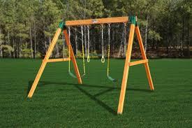 go for safe swing set for kids swing set plans playset plans