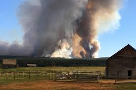Wildfire Ranch by Update Gustafsen Wildfire Holds Steady At 3 200 Hectares Surrey