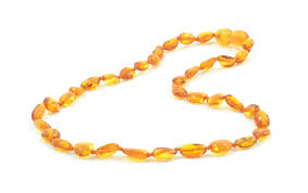 teething necklace baby images Honey beans style amber teething necklace for baby baltic amber land jpg