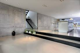 Concrete In Interior Design Destination Living - Concrete walls design