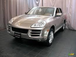 2008 Porsche Cayenne - 2008 porsche cayenne s in jarama beige metallic a31633 auto